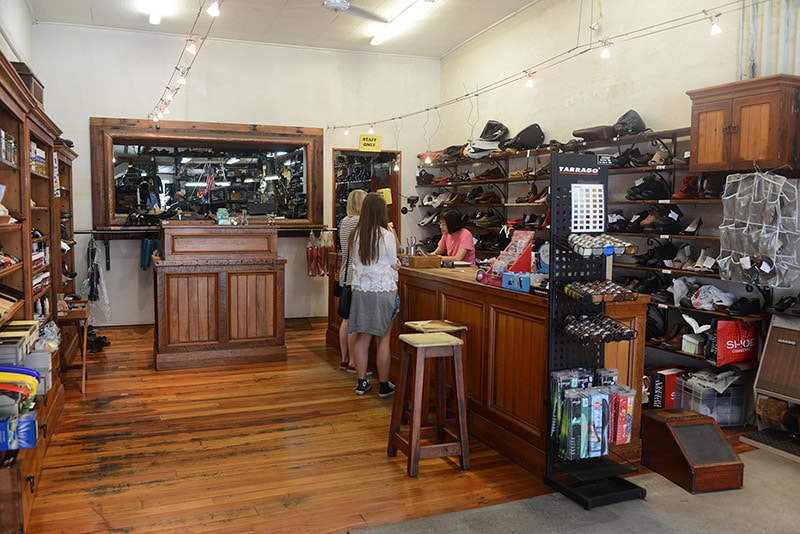 Auckland shoe repair