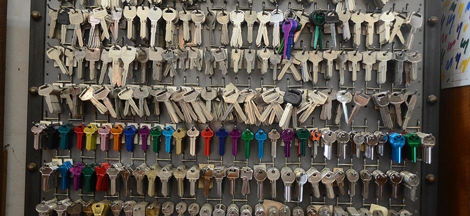 Spare Key Cut